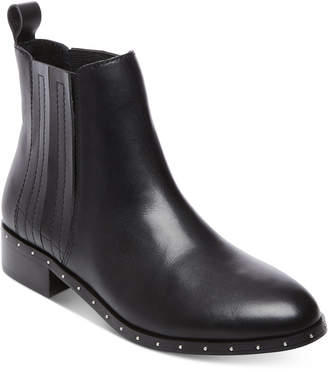 Steve Madden Women's Orchid Studded Boots $129 thestylecure.com