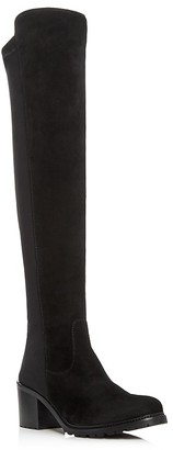 Kenneth Cole Daste Over The Knee Boots $300 thestylecure.com