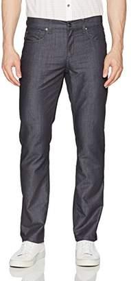 Perry Ellis Men's Slim Lightweight Denim Pant