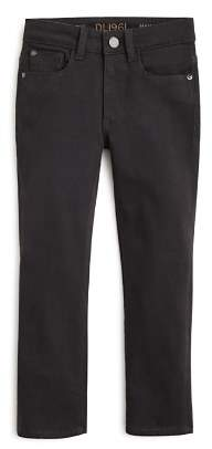 DL1961 Boys' Hawke Twill Slim Fit Pants - Little Kid