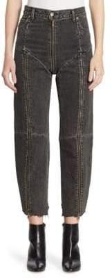 Vetements x Levis Reworked Zip Jeans