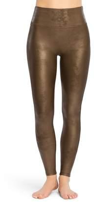 Spanx R) Faux Leather Leggings