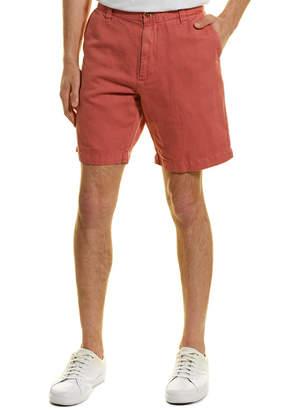 Grayers Linen-Blend Bermuda Short