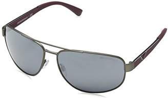 Emporio Armani Unisex's Earmani 2018 Sunglasses