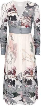 Ted Baker Nynina Midi Dress