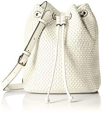 94d634d3879 Cole Haan Women's Bethany Woven Bucket Bag