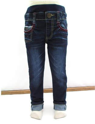 L.COPECK 国産デニムセルビッジ使いパンツ(150?160cm)