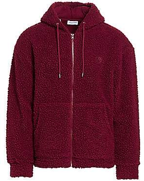 Nominee Men's Full-Zip Sherpa Hoodie