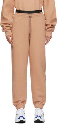 Reebok x Victoria Beckham Brown Jogger Lounge Pants