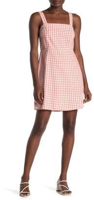 Cotton On Krissy Gingham Print Dress