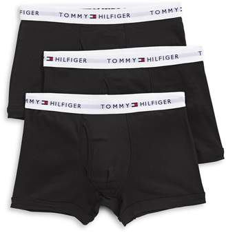 Tommy Hilfiger 3-Pack Classic Cotton Trunks