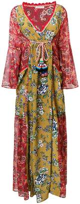 DAY Birger et Mikkelsen Anjuna floral print bohemian dress