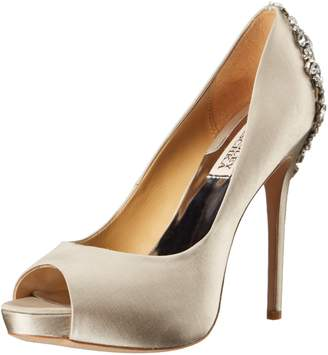 Badgley Mischka Women's Kiara Platform Pump