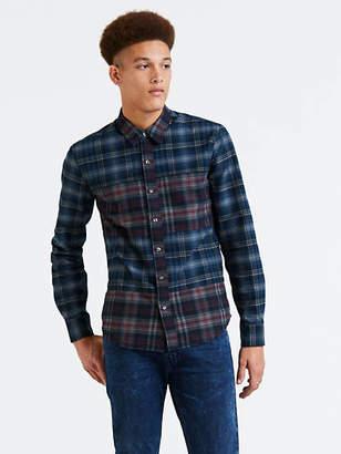 Levi's Long Sleeve Classic No Pocket Shirt