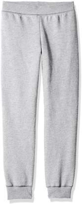 Hanes Big Girls' Comfortsoft Ecosmart Fleece Jogger Pants