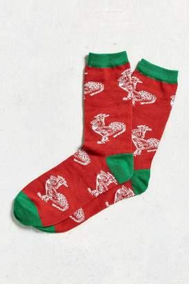 Urban Outfitters Sriracha Sock