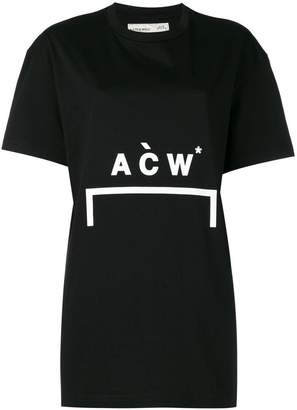 A-Cold-Wall* ロゴ Tシャツ