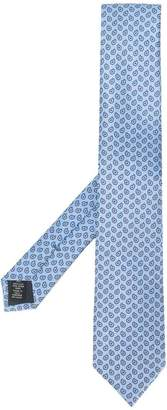 Ermenegildo Zegna paisley pattern tie