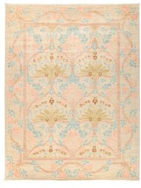 "Solo Rugs Arts & Crafts Area Rug, 8'10"" x 11'7"""