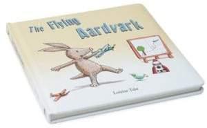 Jellycat The Flying Aardvark Book