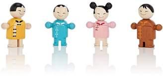 Plan Toys WOODEN CITY FAMILY