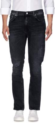 Nudie Jeans Denim pants - Item 42649120FT