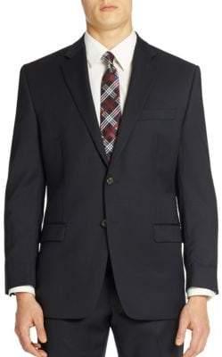 Lauren Ralph Lauren Classic-Fit Ultra-Flex Wool Suit Separate Jacket
