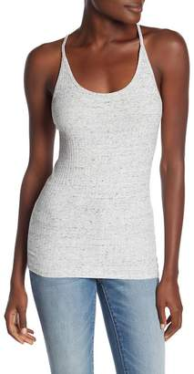 David Lerner Racerback Ribbed Tank