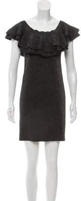 John & Jenn by Line Metallic Mini Dress w/ Tags