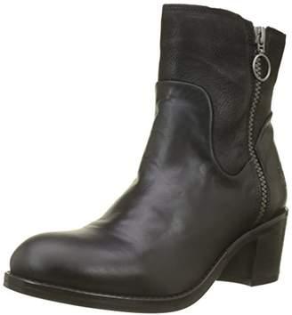 Fly London Women's ZAMI323FLY Ankle Boots, Black 000, 4 (37 EU)