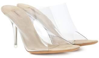 Yeezy Transparent mules (SEASON 7)
