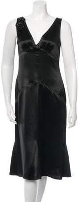Vera Wang Dress $115 thestylecure.com