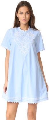Moon River Woven Dress $90 thestylecure.com