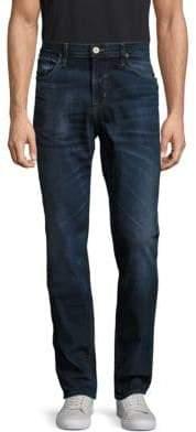 Hudson Whiskered Denim Pants