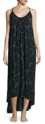 Mikoh Hamptons Hi-Lo Maxi Dress