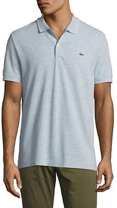 Lacoste Logo-Embroidered Polo