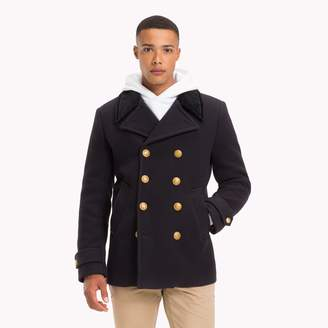Tommy Hilfiger Lewis Hamilton Military Peacoat
