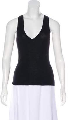 Kaufman Franco KAUFMANFRANCO Cashmere Sleeveless Top