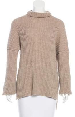 LAUREN MANOOGIAN Baby Alpaca Sweater