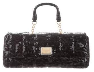 d995386c18c Dolce & Gabbana Sequin Miss Sicily Bag