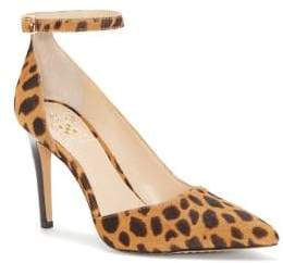 Vince Camuto Marbella Cheetah Print Calf Hair Pumps
