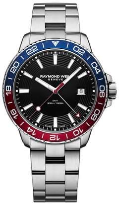 Raymond Weil Tango Diving Chronograph Automatic Bracelet Watch, 42mm