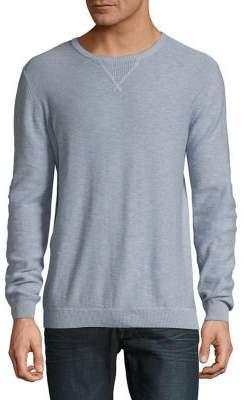 Manguun Crewneck Cotton Sweater