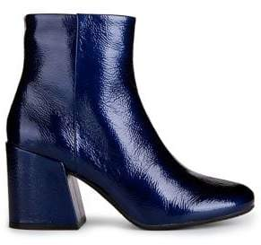 Kenneth Cole New York Randii Patent Leather Booties