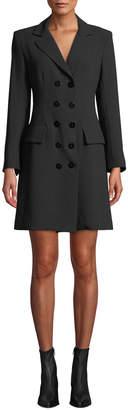 Nanette Lepore Desperado Double-Breasted Dress