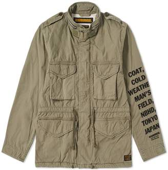 Neighborhood Arm Text M-65 Jacket