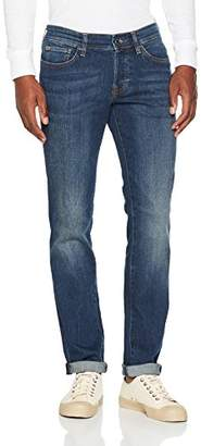 GUESS Men's Sonny Tapered Slim Jeans,(Manufacturer Size: 31)