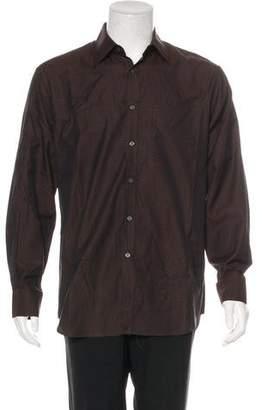 Paul Smith Jacquard Dress Shirt