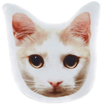 Hiccups White NOvelty Scout Cushion