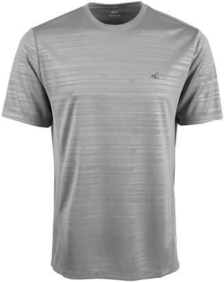 Greg Norman Attack Life by Men Embossed Shark T-Shirt